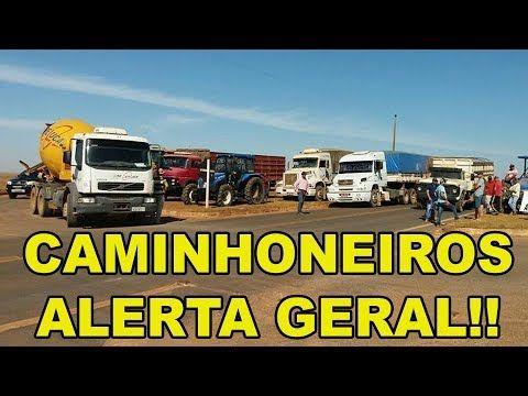 ALERTA GERAL !! PRINCIPALMENTE A TODOS OS CAMINHONEIROS DO BRASIL!