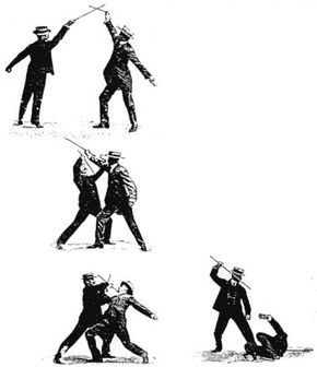 Bartitsu — Edward William Barton-Wright #bartitsu #budo #difesapersonale #artemarziale