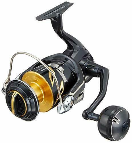 Катушка Shimano STELLA SW 8000PG (силовая для морской рыбалки)