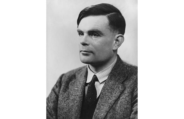 Alan Turing - Generally considered the father of computer science...