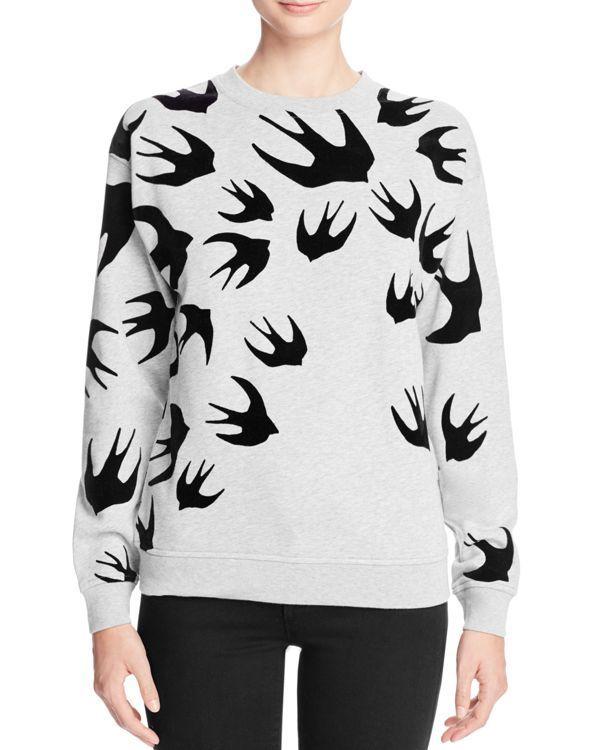 McQ Alexander McQueen Classic Swallow Sweatshirt