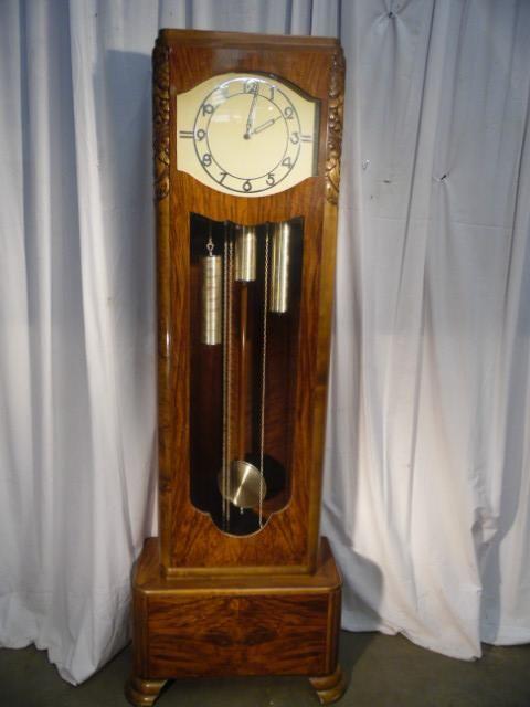 clock art deco - Pendules - Miroirs - Pendules - Tableaux - Nord Antique
