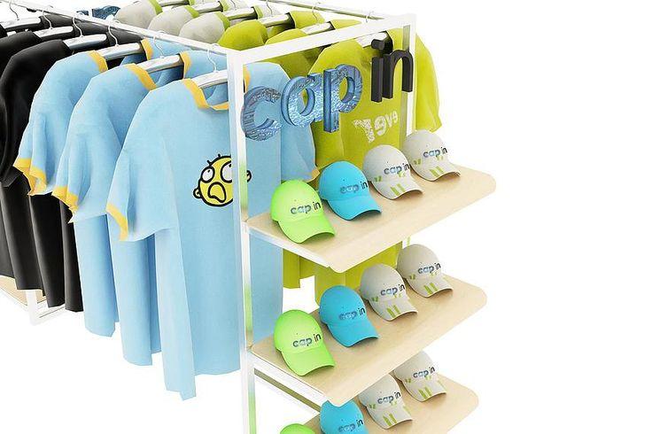 Proyecto Cap In  Diseño Empaque Identidad Corporativa