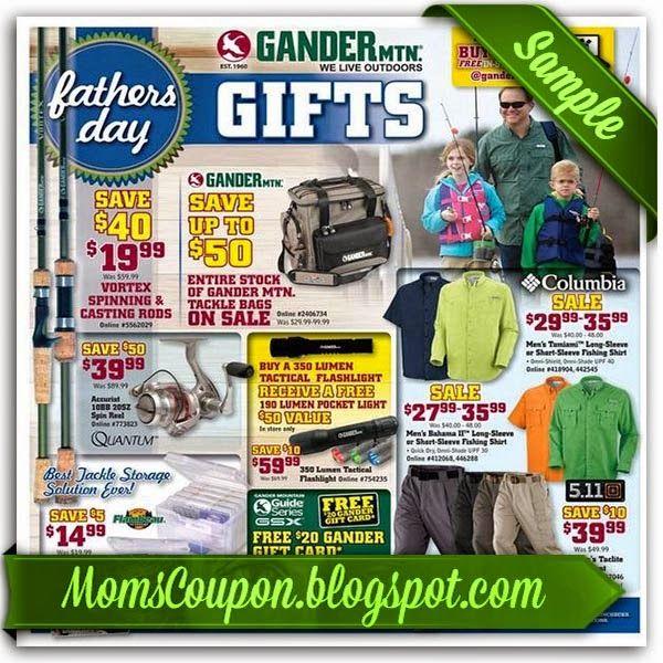 free printable Gander Mountain Coupons 2015