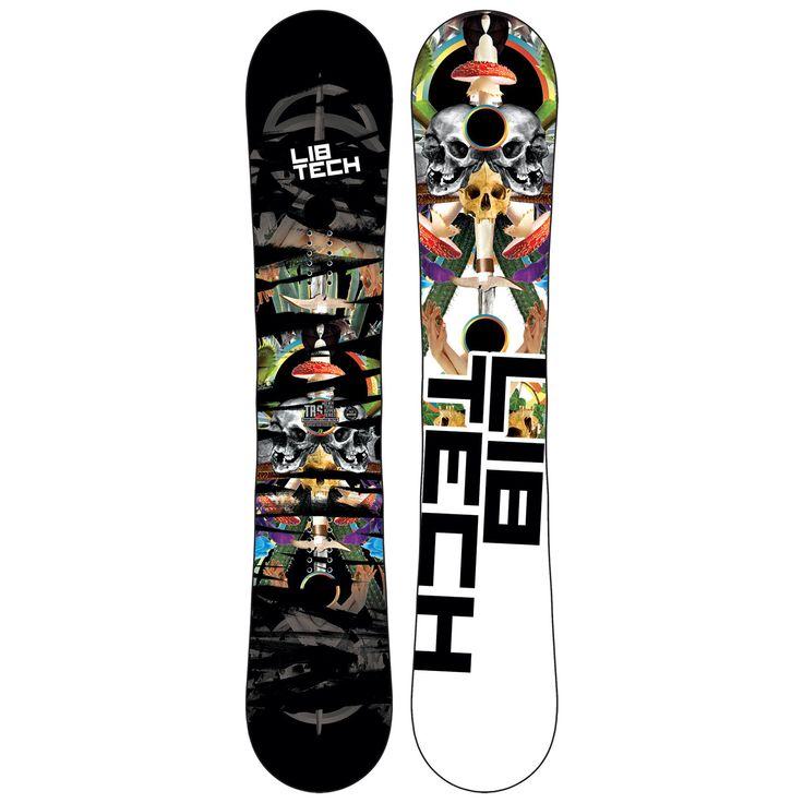 Lib Tech TRS Snowboard Mens