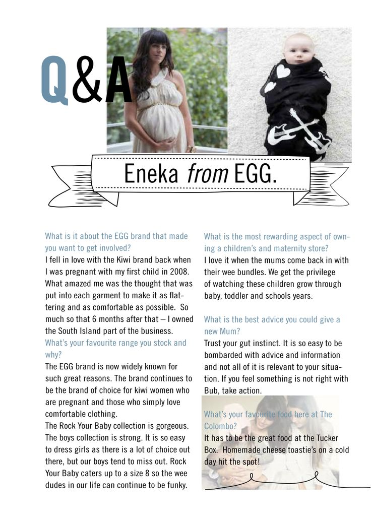 Q&A with Eneka from EGG