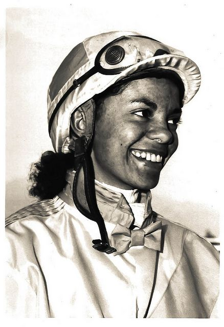 August 15, 1971: Cheryl White, seventeen, becomes the first African American woman jockey.