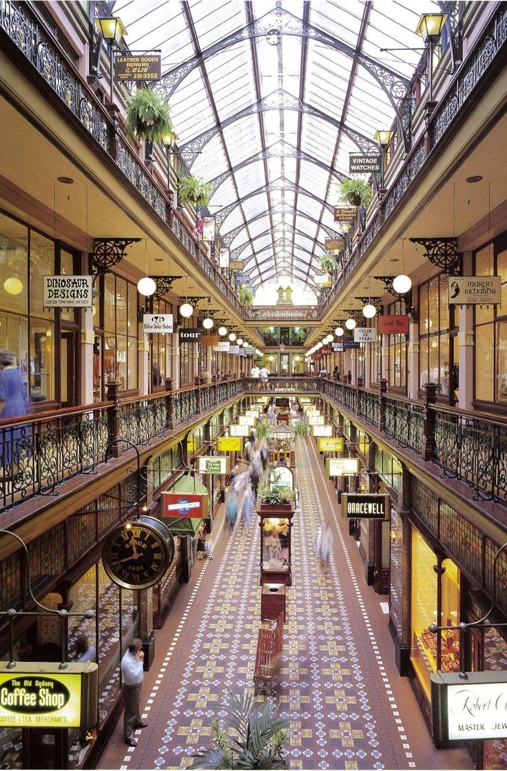 The Strand, Sydney, Australia