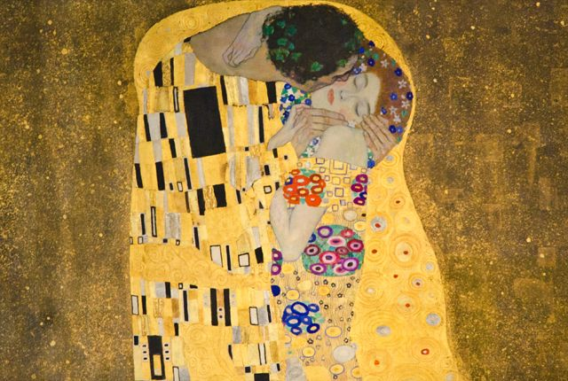 15 Things You Should Know About Klimt's 'The Kiss' | Mental Floss