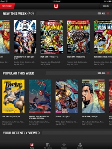Marvel's new version of its old thing is sort of a flop. Maybe it should let you read ALL Marvel comics...