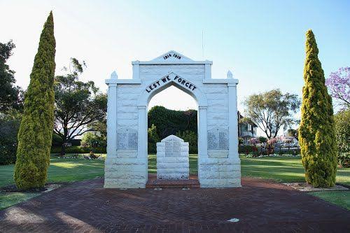 war memorial Cannington WA - Google Search