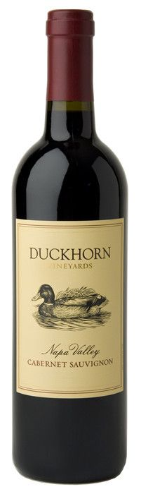 Duckhorn Napa Valley Cabernet Sauvignon 2010. A blend of grapes from some of the valley's most acclaimed winegrowing appellations, mixing both mountain and valley floor fruit. Aromas of ripe currant, spearmint, marzipan and tobacco lead to intense flavours of blackberry and black cherry, lush tannins with a lifting vein of acidity, all supported by a subtle framework of French oak adding depth to the finish.