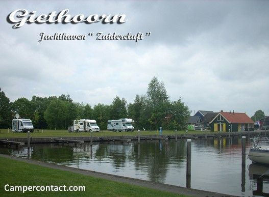GIETHOORN Camperplaats Giethoorn (Passantenhaven De Zuidercluft) | Campercontact