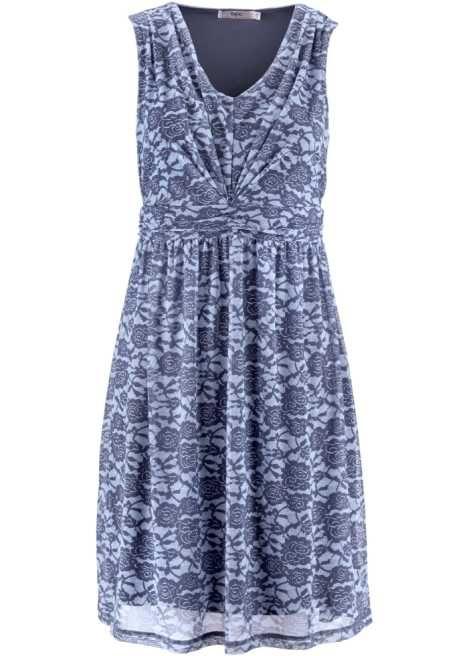 Bekijk nu:Modieuze getailleerde shirtjurk die je vrouwelijke silhouet mooi uit laat komen. De jurk heeft twee lagen en het flatteuze bloemdessin in meshlook benadrukt je vrouwelijke figuur.De jurk is ideaal voor feestelijke gelegenheden en het elastangehalte zorgt voor een hoog draagcomfort en veel bewegingsvrijheid. Lengte van ca. 94 cm (mt. 36/38) t/m 104 cm (mt. 56/58). Machinewasbaar.