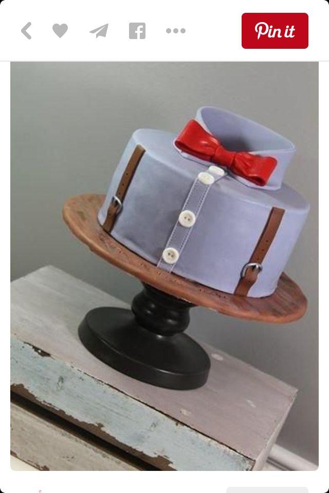 Mannen cake