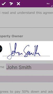 SIGNificant Signature Capture