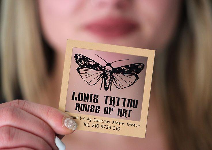 LTS House of Art,Athens tattoo studio #lonistattoo www.lonistattoo.com