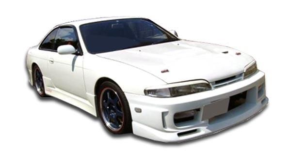 1995-1996 Nissan 240SX Duraflex C-Speed Body Kit - 4 Piece