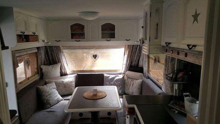 Aus alt wird neu... Wohnwagen Renovierung