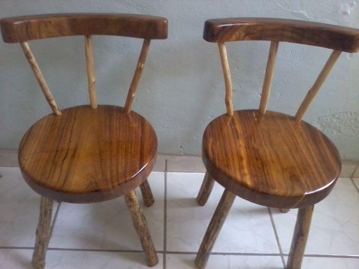 Sillas para comedor estilo rustico muebles rusticos for Estilos de sillas para comedor