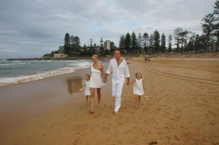 #Eco #Beach #Green #Wedding #Sydney #family