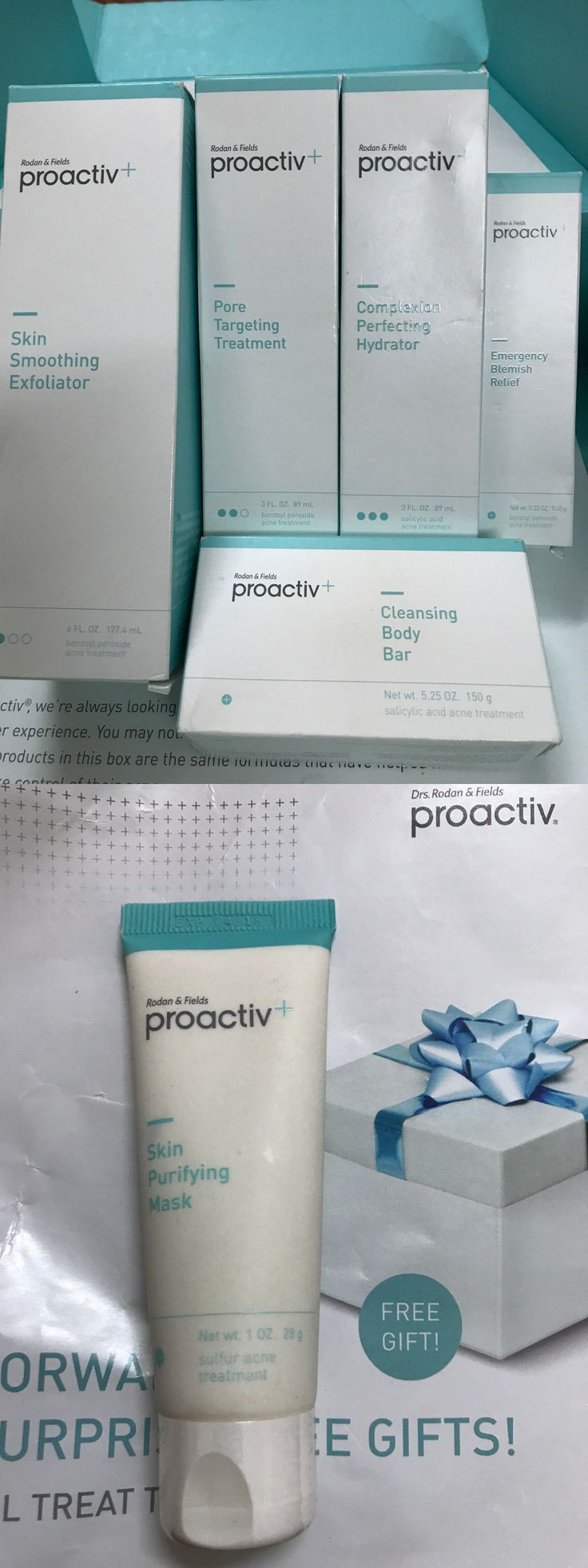 Acne and Blemish Treatments: Proactiv+ Plus 3 Step Acne Treatment System 90 Day Teen Kit -> BUY IT NOW ONLY: $33.99 on eBay!