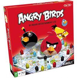 Angry Birds, gra rodzinna-Tactic