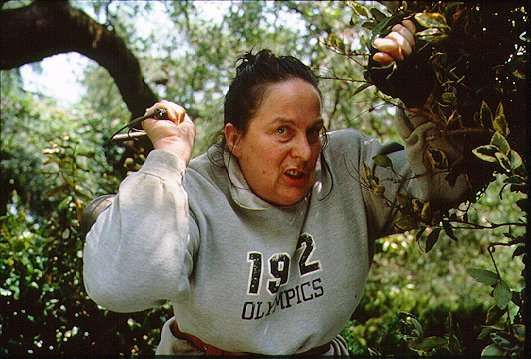 ms. trunchbull  from matilda
