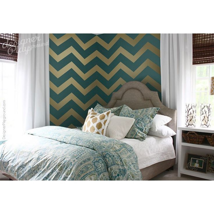 127 best images about rental room ideas on pinterest zig for Zig zag bedroom ideas