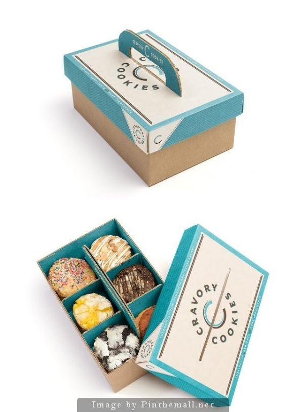 empaques creativos para galletas 1