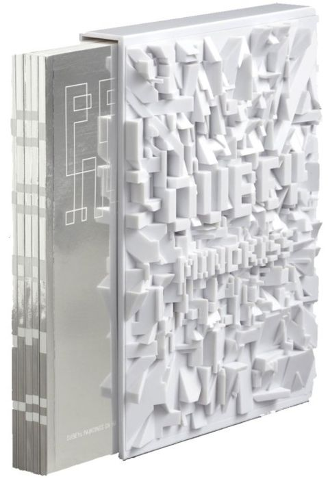 Oubey book by Sagmeister Inc.