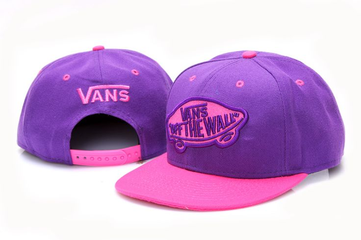 Vans off the Wall Snapback Hat 09