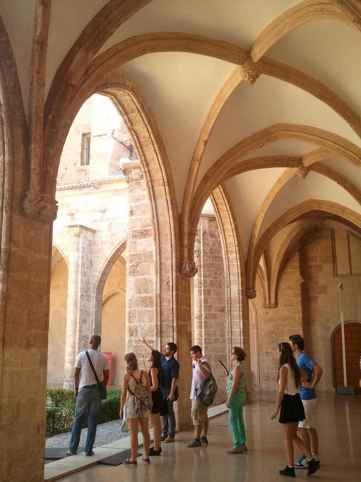 Convento del Carmen. Ruta Camins Medievals. Valencia. CaminArt
