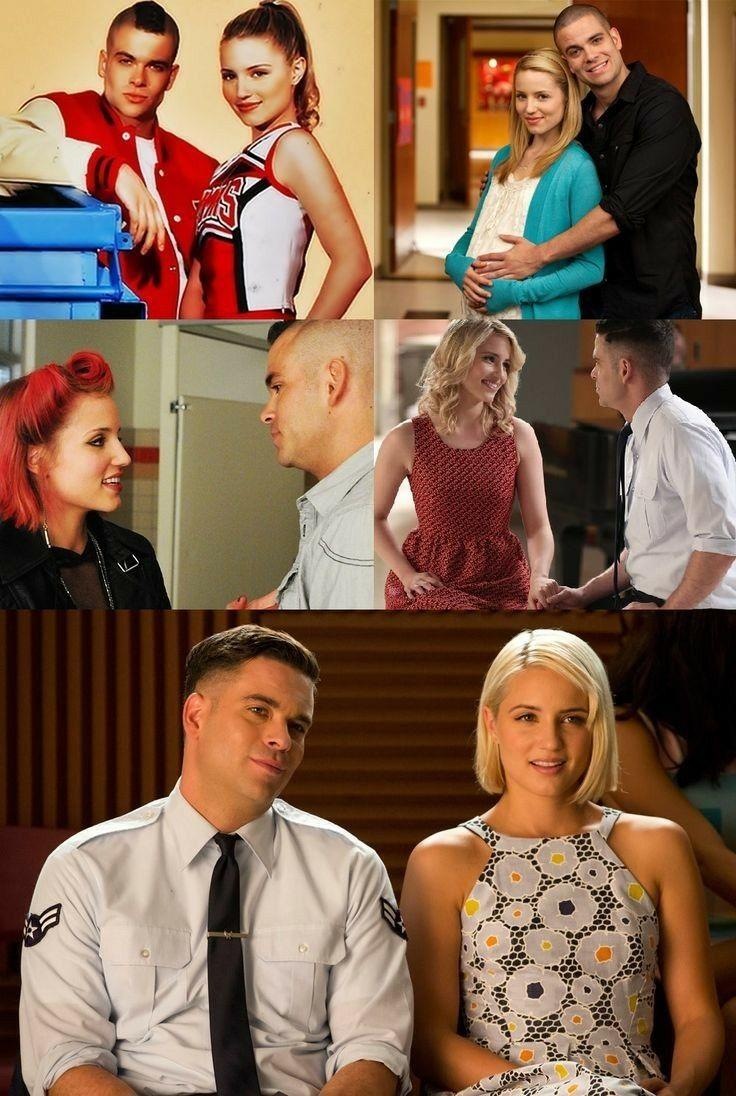 Glee - #NoahPuckerman #QuinnFabray   Glee in 2019   Glee