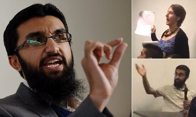 Hizb Ut-Tahrir leader: Ex-Muslims should be put to death | Daily Mail Online