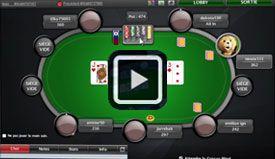 Jouer au poker gratuitement sur PokerStars