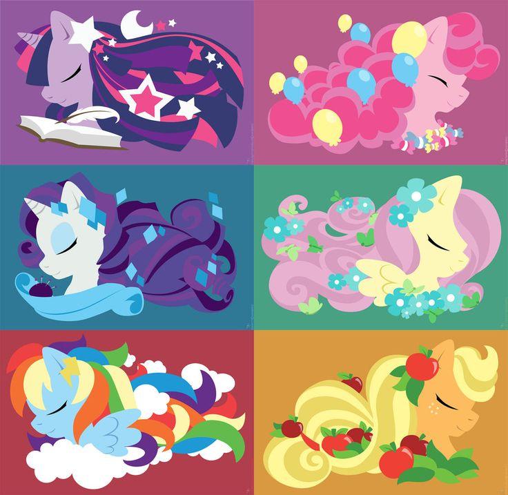 multipony - my-little-pony-friendship-is-magic Photo