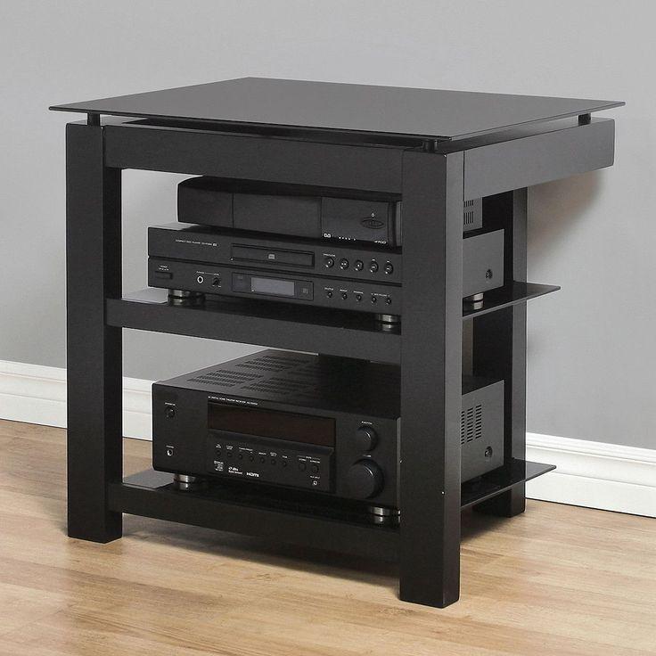 SL Series 2 Shelf Audio / Video Rack