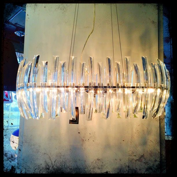 #Crystal #lamp #Eglo http://bit.ly/1rK1zxv (#ElektromagLighting)