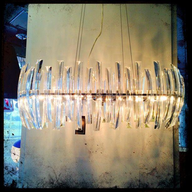 #Crystal #lamp #Eglo http://bit.ly/1rK1zxv (#ElektromagLighting)