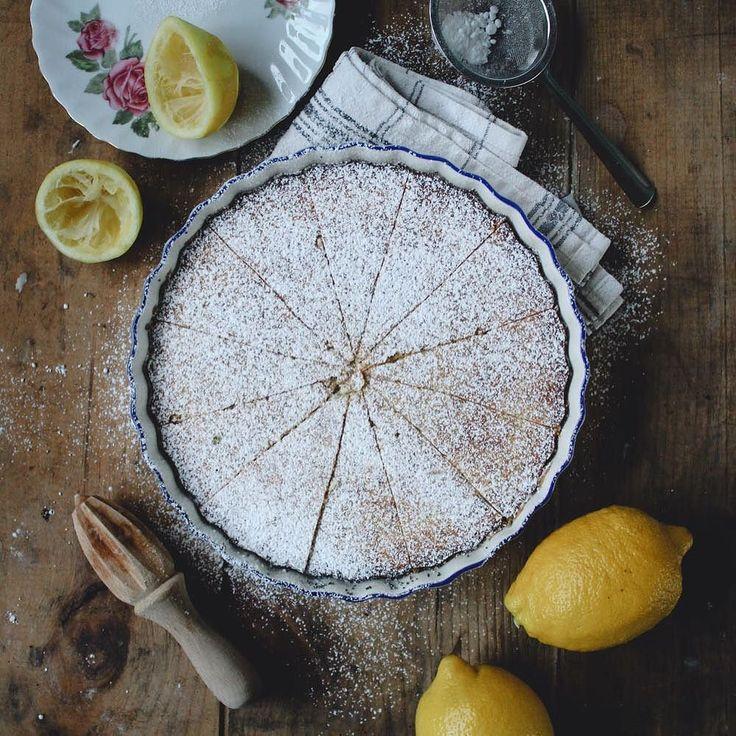 Lemon and poppy seed cake! ||| Citron och vallmokaka! by diadonna