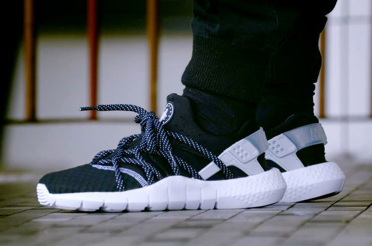 new concept f50bc b44e1 ... NIKE Huarache NM × Joggers  Sneakers  Pinterest  Nike huarache and  Joggers .