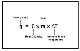 heat capacity equation - Google Search