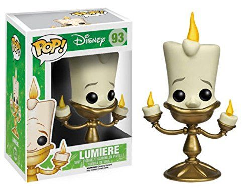 Funko POP Disney Beauty and the Beast: Lumiere FunKo