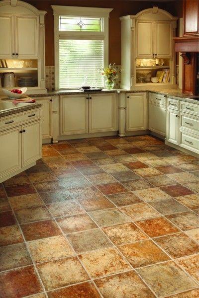 27 best kitchen flooring ideas images on Pinterest