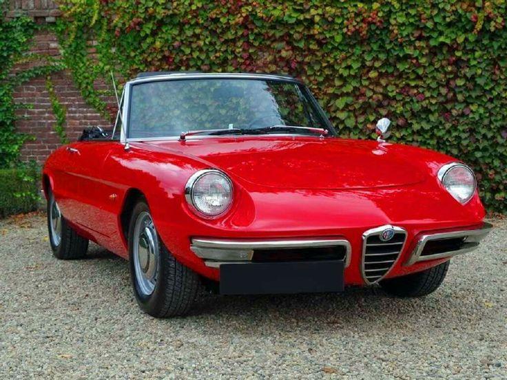 Alfa Romeo Spider 1600 Duetto - 1967