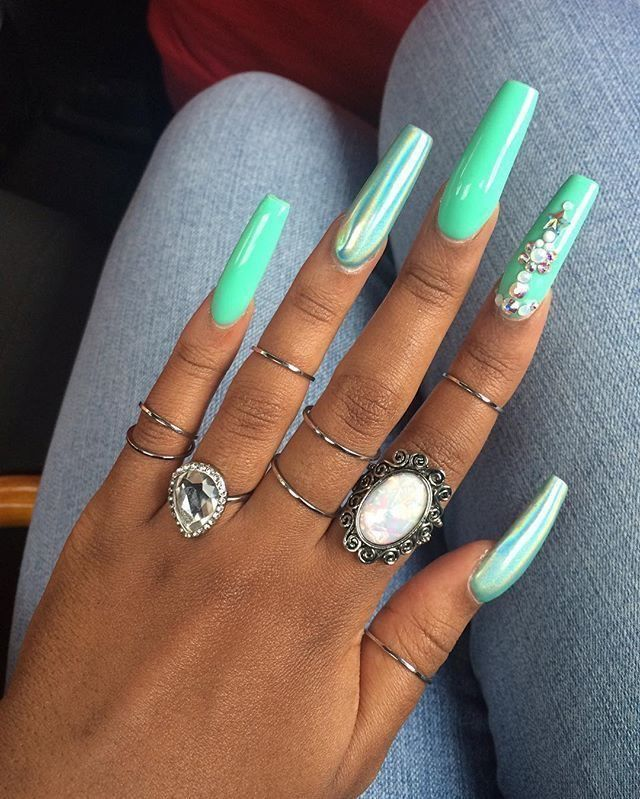 Pinterest And Ig Jaelynstlewis Fashion Claws Trendy