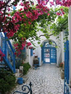 patio andaluz - Google Search