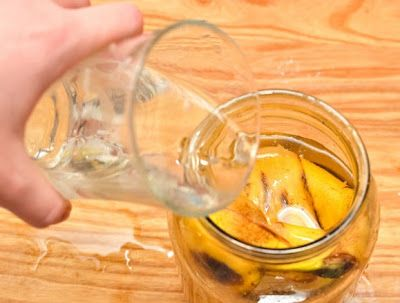 Зачем заливать банановую кожуру водой. Узнав этот способ, я был вне себя от радости!
