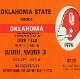 Oklahoma football gifts, Oklahoma drink coasters. Set of 6 different Bedlam Coasters. Best gifts under $50. Best Father's Day Gifts 2013. Father's Day gift ideas under $40. Ceramic drink coasters made from over 2,000 historic college football tickets printed in the U.S.A. and shipped within 24 hours. #47straight #fathersdaygifts #collegefootball #gifts